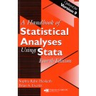 A Handbook of Statistical Analysis Using Stata, 4th Edition